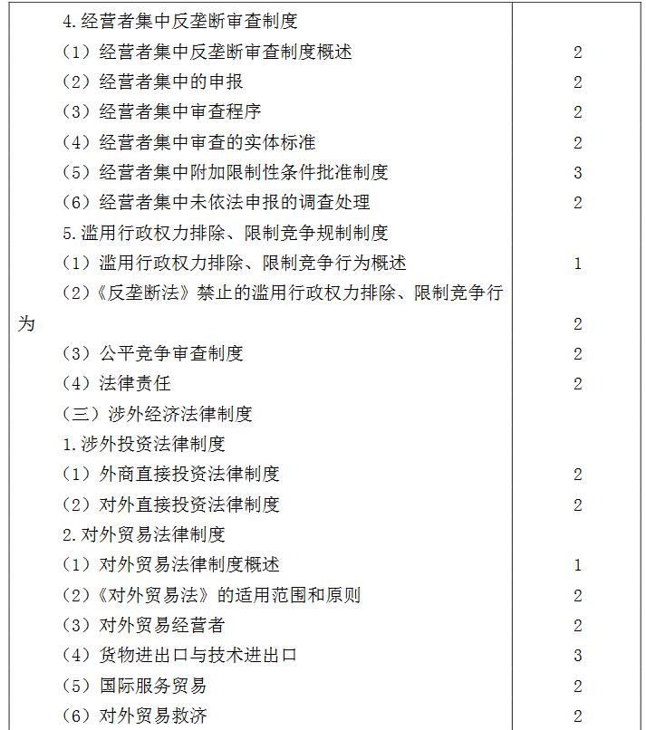 2017年注册会计师考试大纲