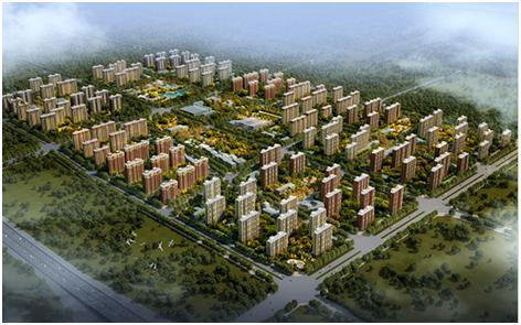北京城建新机场项目