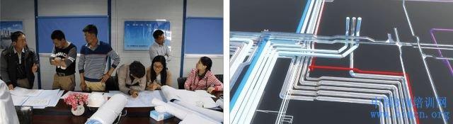 BIM应用,安徽省国际妇女幼儿童医疗中心,中国BIM培训网