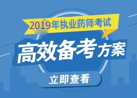 2019年执业药师网络辅导,火热招生