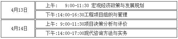 宁夏人事考试网:2019咨询工程师报名时间1月30至2月22日