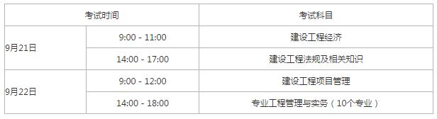 湖南省2019年一建报名时间图片