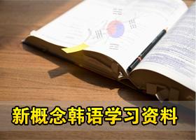 新概念韩语学习辅导