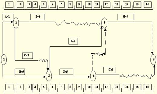 经典考试电路图