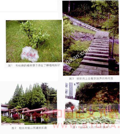校园生态建筑景观_中国井冈山干部学院则充分利用原生态地形,依山而建,建筑与景观穿插