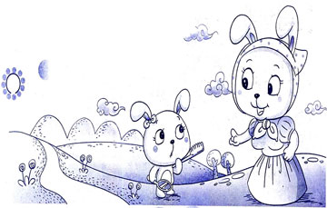 动漫 简笔画 卡通 漫画 手绘 头像 线稿 360_229