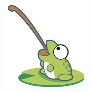 小石头是一只青蛙的名字,他和女巫一起住在森林里.