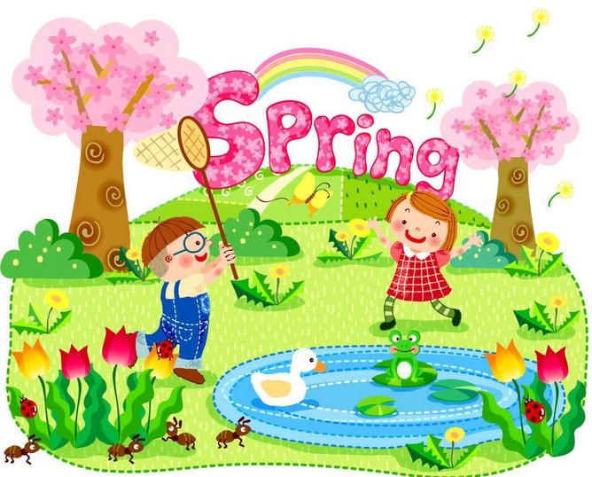 春天来了 本周六最高温度将达14℃!千万别被今天的降雪吓着图片